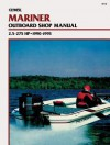 Mariner 2.5-275 HP Outboards, 1990-1993: Outboard Shop Manual - Clymer Publishing