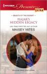 Hajar's Hidden Legacy (Beasts of the Desert) - Maisey Yates