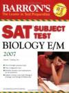 Barron's SAT Subject Test in Biology E/M - Deborah T. Goldberg