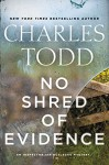 No Shred of Evidence - Charles Todd
