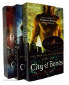 The Mortal Instruments Series 3 book set - Cassandra Clare