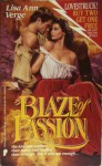 Blaze of Passion - Lisa Ann Verge