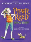 Piper Reed: Navy Brat - Kimberly Willis Holt, Christine Davenier