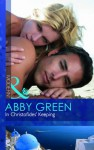 In Christofides' Keeping (Mills & Boon Modern) - Abby Green