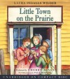 Little Town on the Prairie - Laura Ingalls Wilder, Cherry Jones