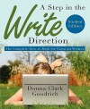 A Step in the Write Direction - Student Edition - Donna Clark Goodrich