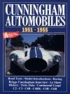 Cunningham Automobiles 1951-1955 - R.M. Clarke