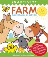 Snaptivity: Farm: Over 30 Hands-On Activities - Jenny Broom, Derek Matthews