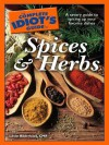 The Complete Idiot's Guide to Spices and Herbs (eBook) - Leslie Bilderback