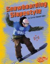 Snowboarding Slopestyle (Blazers) - Connie Colwell Miller