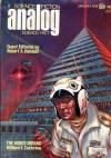 Analog Science Fiction and Fact, 1974 January - Ben Bova, Larry Niven, Stanley Schmidt, Robert A. Heinlein, Duncan Lunan, William E. Cochrane, R.F. DeBaun