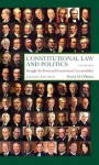Constitutional Law and Politics: Struggles for Power and Governmental Accountability (Eighth Edition) (Vol. 1) - David O'Brien