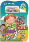 My Boo-Boo Book!: First Aid Fun [With 10 Free Sterile Boo-Boo Strips] - Smart Kids Publishing, Chris Sharp, Smart Kids Editors
