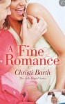 A Fine Romance - Christi Barth
