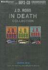 Multi-book Set: Audio Collection 7: Fantasy in Death / Indulgence in Death / Treachery in Death - Susan Ericksen, J.D. Robb