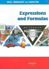 Expressions and Formulas: Britannica Mathematics in Context - Holt Rinehart