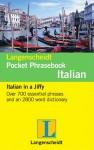 Langenscheidt Pocket Phrasebook Italian - Langenscheidt