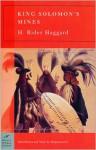 King Solomon's Mines - H. Rider Haggard, Benjamin Ivry