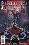 Injustice: Gods Among Us Year Two #1 - Tom Taylor, Jheremy Raapack, Bruno Redondo, Julien Hugonnard-Bert