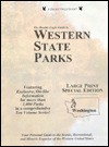The Double Eagle Guide to Western State Parks: Washington - Elizabeth Preston