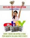 Offline Ebay Execution - How I Make An Extra $1000 Per Month Selling Free Stuff - Gradi O'Connell