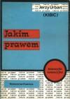 Jakim prawem - Jerzy Urban