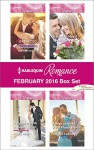 Harlequin Romance February 2016 Box Set: Saved by the CEOPregnant with a Royal Baby!A Deal to Mend Their MarriageSwept into the Rich Man's World - Barbara Wallace, Susan Meier, Michelle Douglas, Katrina Cudmore