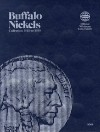 Buffalo Nickels Folder 1913-1938 (Official Whitman Coin Folder) - Whitman