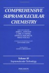 Comprehensive Supramolecular Chemistry: V.10: Supramolecular Technology - Jean-Marie Lehn, Jerry L. Atwood