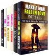 Make a Man Fall Box Set (6 in 1): Tips to Keep the Relataionship Spiced Up - Josephine Ortiz, Herbert Wheeler, Michael Hansen, Calvin Hale, Gilbert Palmer, Sarah Benson