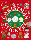 Let's Decorate Christmas Stickers - Roger Priddy