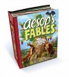 Aesop's Fables: A Pop-Up Book of Classic Tales - Chris Beatrice, Bruce Whatley, Chris Beatrice