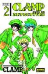 Clamp: Club de detectives Nº 02 - CLAMP