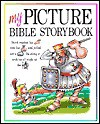 My Picture Bible Storybook - Anne Adams, Rick Incrocci