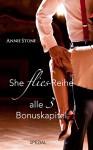 She flies...-Reihe Bonuskapitel - Annie Stone