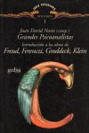 Grandes Psicoanalistas 1 - Juan-David Nasio