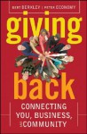 Giving Back: Connecting You, Business, and Community - Peter Economy, Bert Berkley