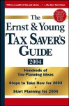 The Ernst & Young Tax Saver's Guide - ERNST & YOUNG, Peter W. Bernstein