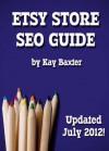 Etsy Store SEO Guide - Kay Baxter, Katy Baxter