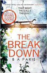 The Break Down - B.A. Paris