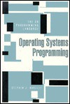 Operating Systems Programming: The Sr Programming Language - Stephen Hartley