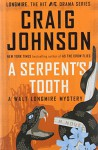 A Serpent's Tooth: A Walt Longmire Mystery - Craig Johnson