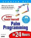 Sams Teach Yourself Palm Programming in 24 Hours - Gavin Maxwell