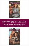 Harlequin Historical April 2015 - Box Set 2 of 2: Stolen by the HighlanderEnslaved by the Viking - Terri Brisbin, Harper St. George
