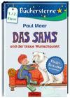 Das Sams und der blaue Wunschpunkt: Mit 16 Seiten Leserätseln und -spielen (Büchersterne) - Paul Maar, Paul Maar