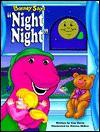 """Barney Says """"Night Night"""" [With Night Light] - Guy Davis"""