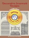 Decorative Ironwork Designs CD-ROM and Book - Dover Publications Inc.