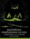 Buddhist Mahayana Texts (Sacred Books of the East) - E.B. Cowell, Francis A. Davis