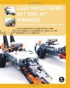 The LEGO MINDSTORMS NXT One-Kit Wonders: Ten Inventions to Spark Your Imagination - James Kelly, Eric D. Burdo, Christopher R. Smith, Matthias Paul Scholz, Martijn Boogaarts, Jonathan Daudelin, Eric Burdo, Laurens Valk, Blue ToothKiwi, Fay Rhodes