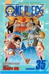 One Piece, Vol. 35: Captain - Eiichiro Oda